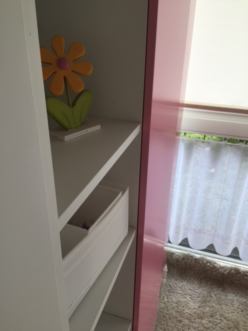 kinder hochbett kombination ikea stuva f lja wei schreibtisch schrank regal ebay. Black Bedroom Furniture Sets. Home Design Ideas