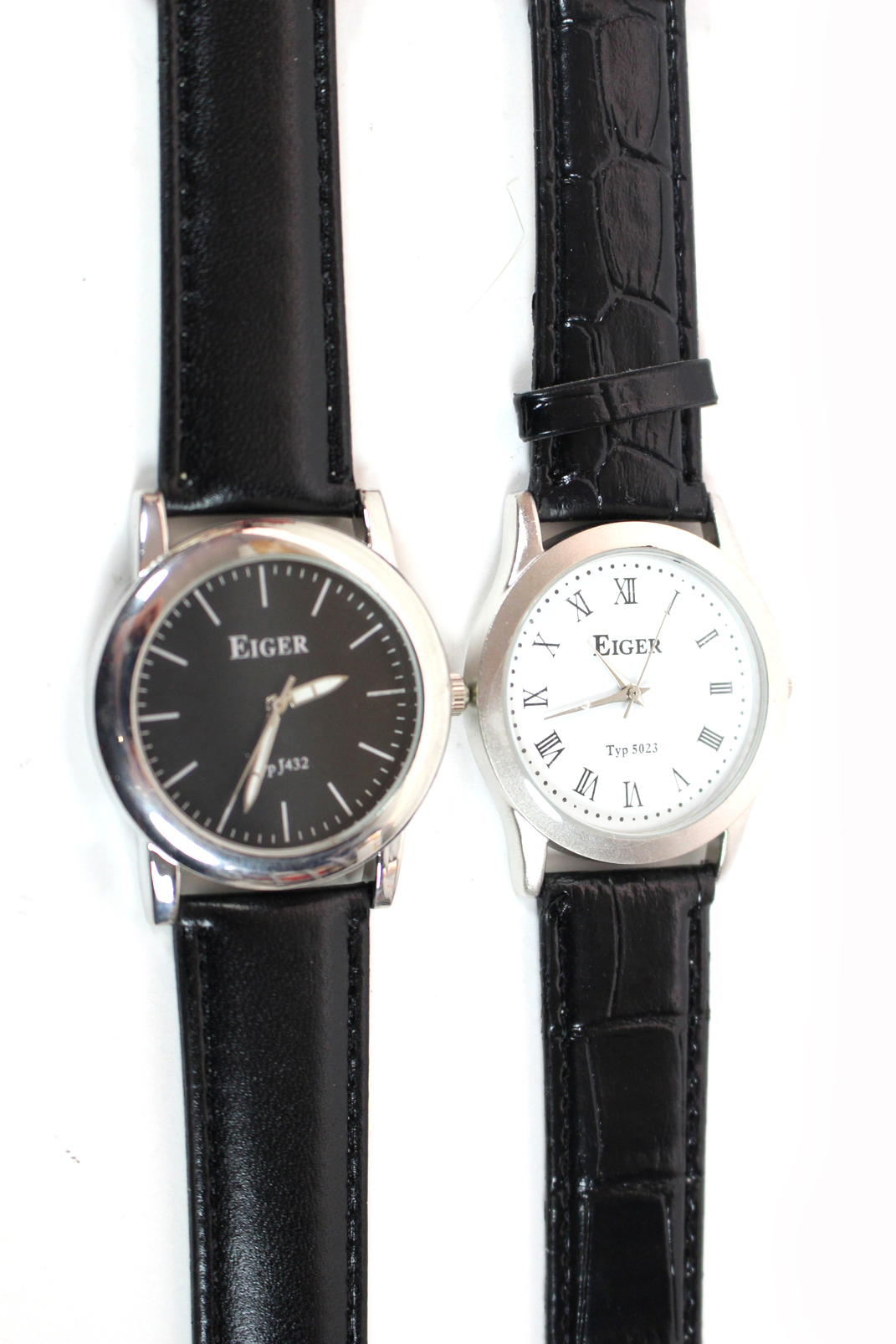 11 herren armbanduhren eiger pca armband uhren quarz. Black Bedroom Furniture Sets. Home Design Ideas