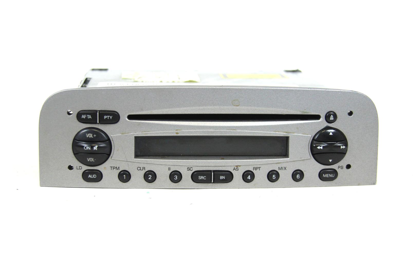blaupunkt autoradio alfa romeo 147 cd radio player 937 high 7649378316 mit code. Black Bedroom Furniture Sets. Home Design Ideas