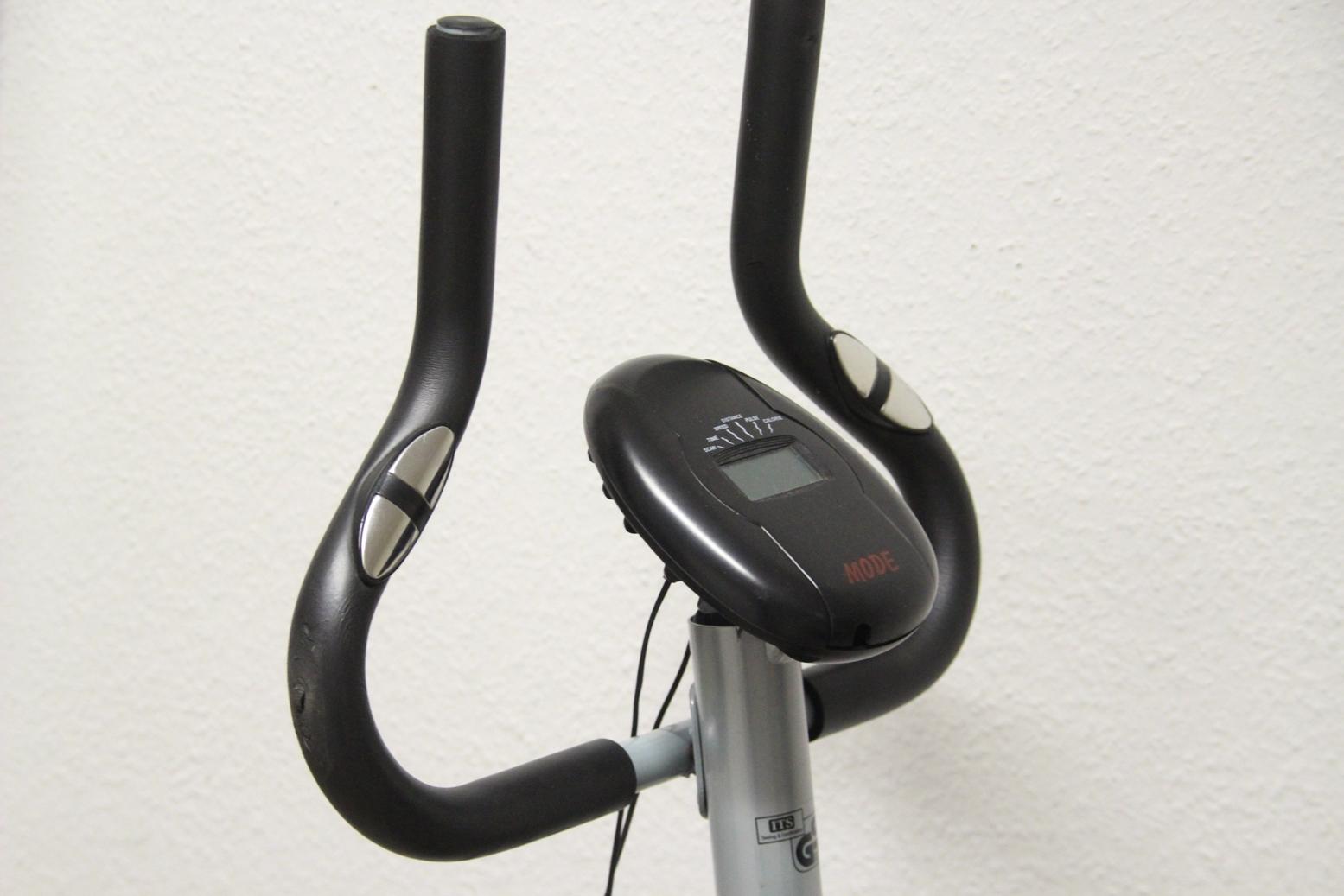 mode magnetic light heimtrainer ergometer fahrradtrainer hometrainer fitnessbike ebay. Black Bedroom Furniture Sets. Home Design Ideas