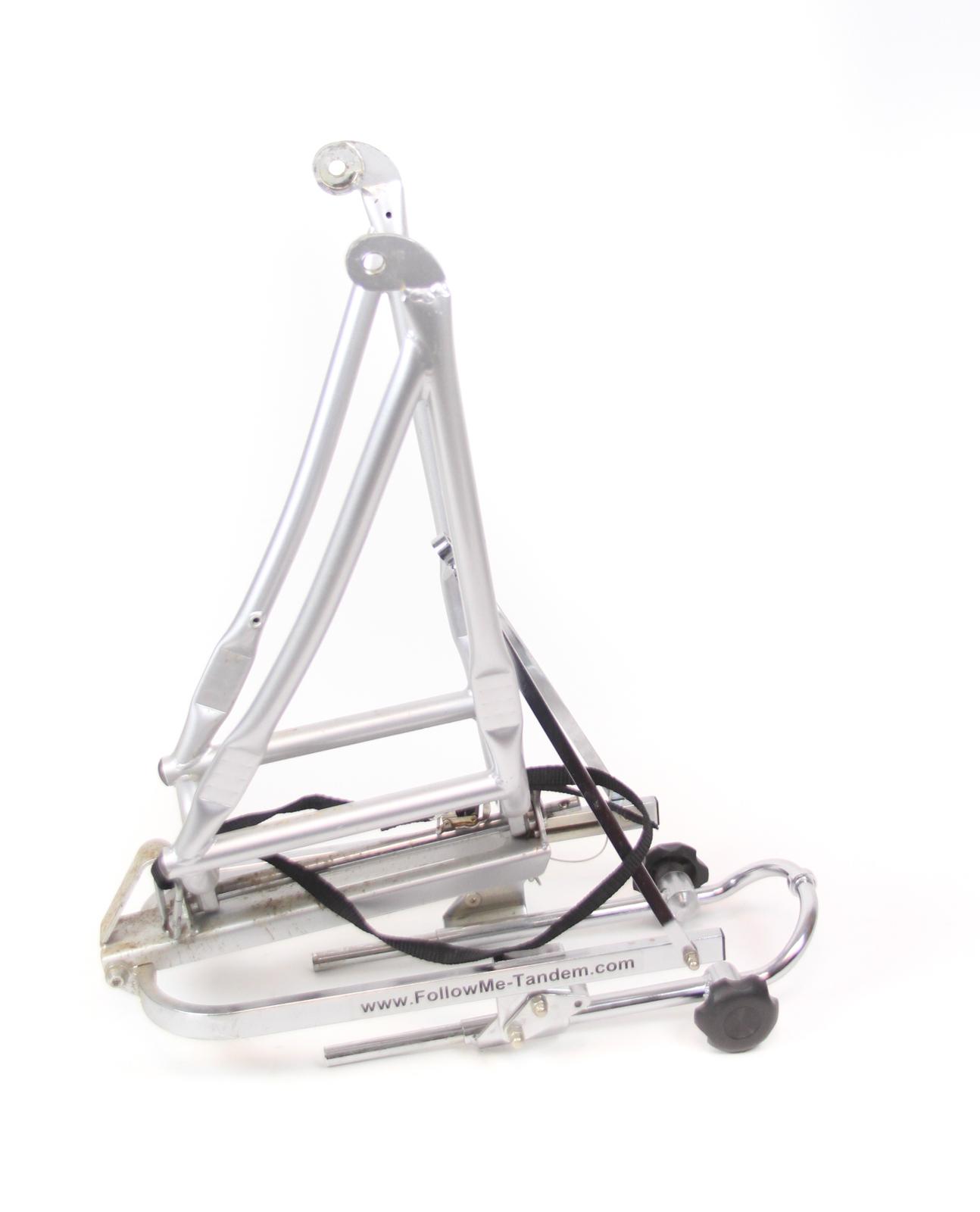 follow me tandem eltern kind kupplung fahrrad 12 20 zoll. Black Bedroom Furniture Sets. Home Design Ideas