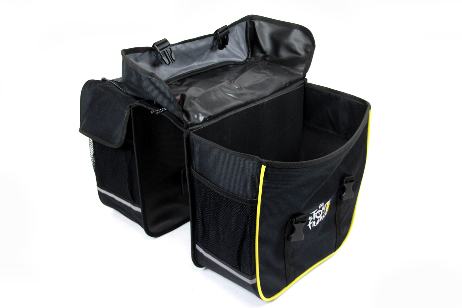 doppel fahrrad tasche packtasche tour de france. Black Bedroom Furniture Sets. Home Design Ideas