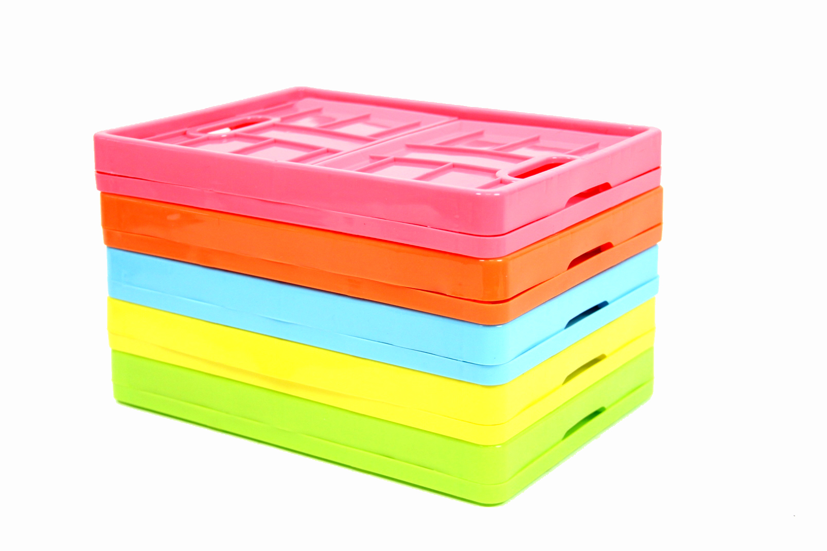 mini lagerbox klappbox 4 5l farben faltbox faltkiste. Black Bedroom Furniture Sets. Home Design Ideas