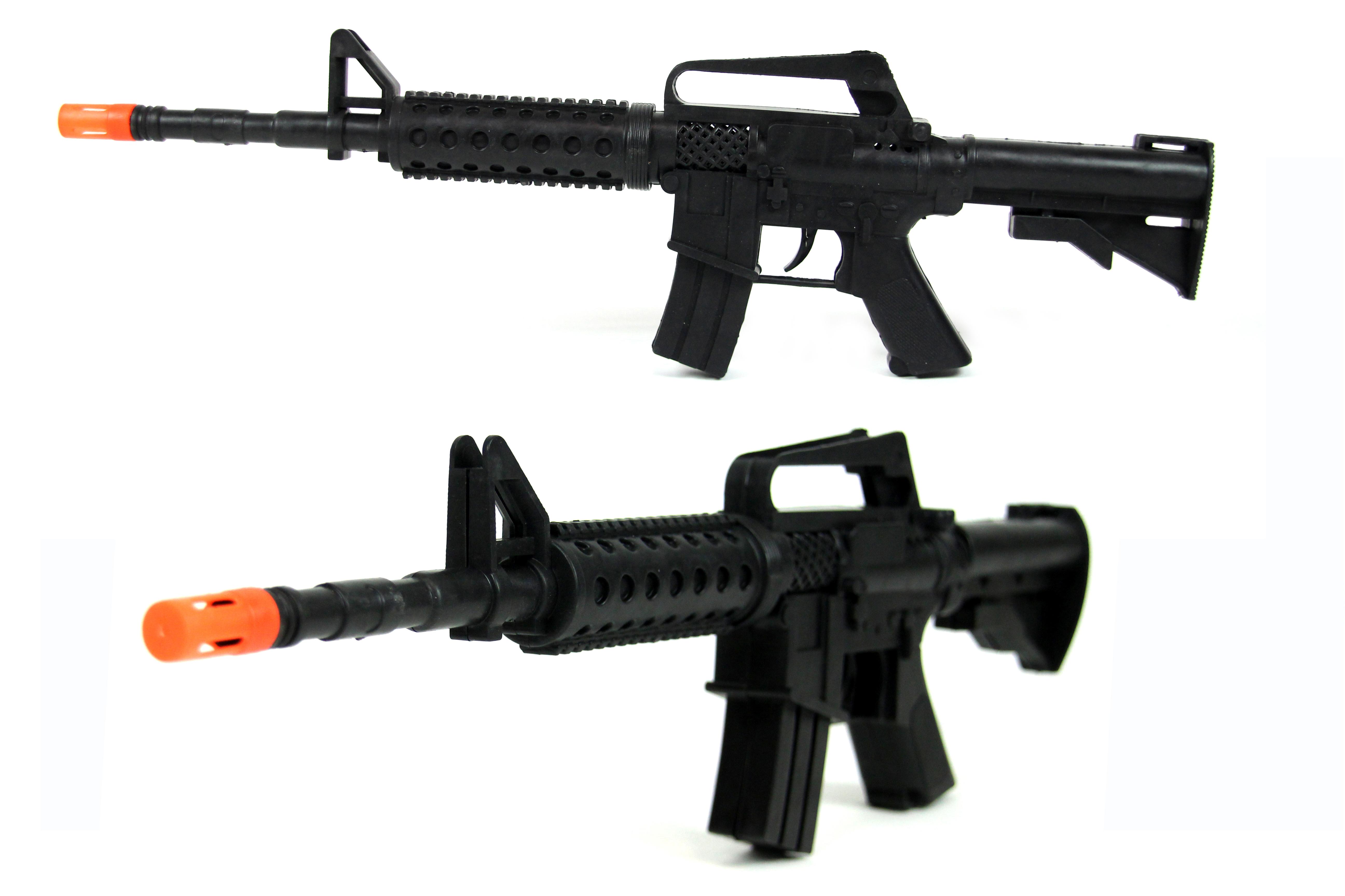 Xl spielzeug gewehr mit ratter sound cm maschinengewehr