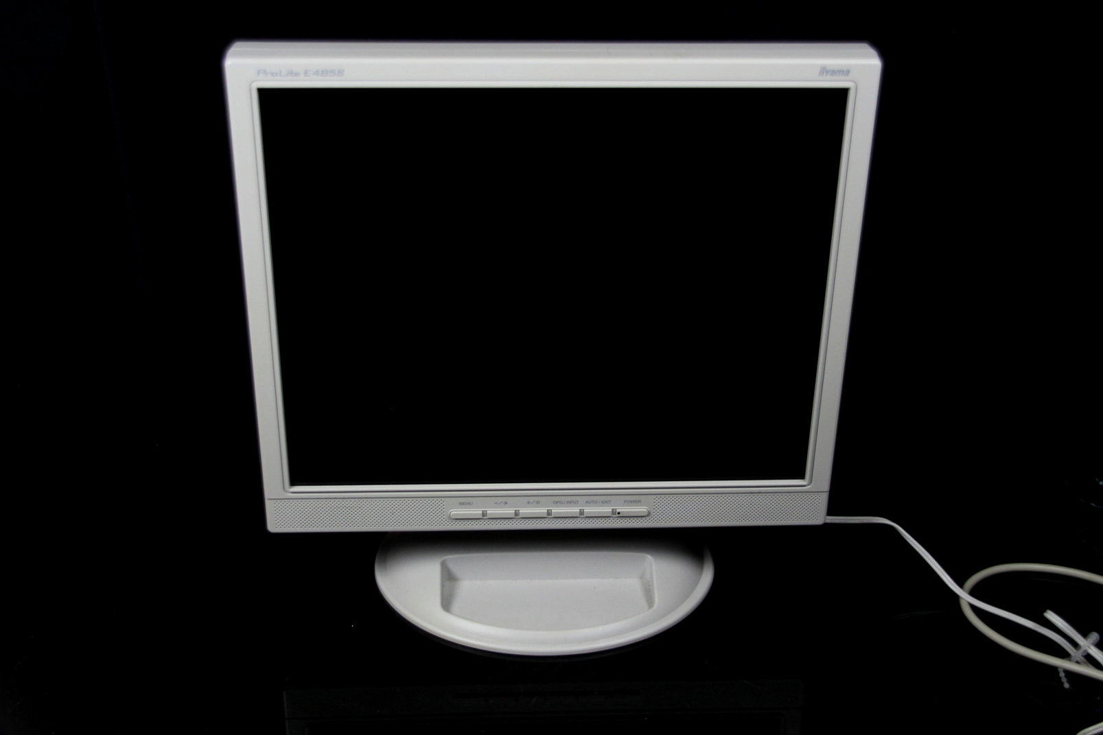 iiyama prolite e485s flachbildschirm 19 bildschirm dvi. Black Bedroom Furniture Sets. Home Design Ideas