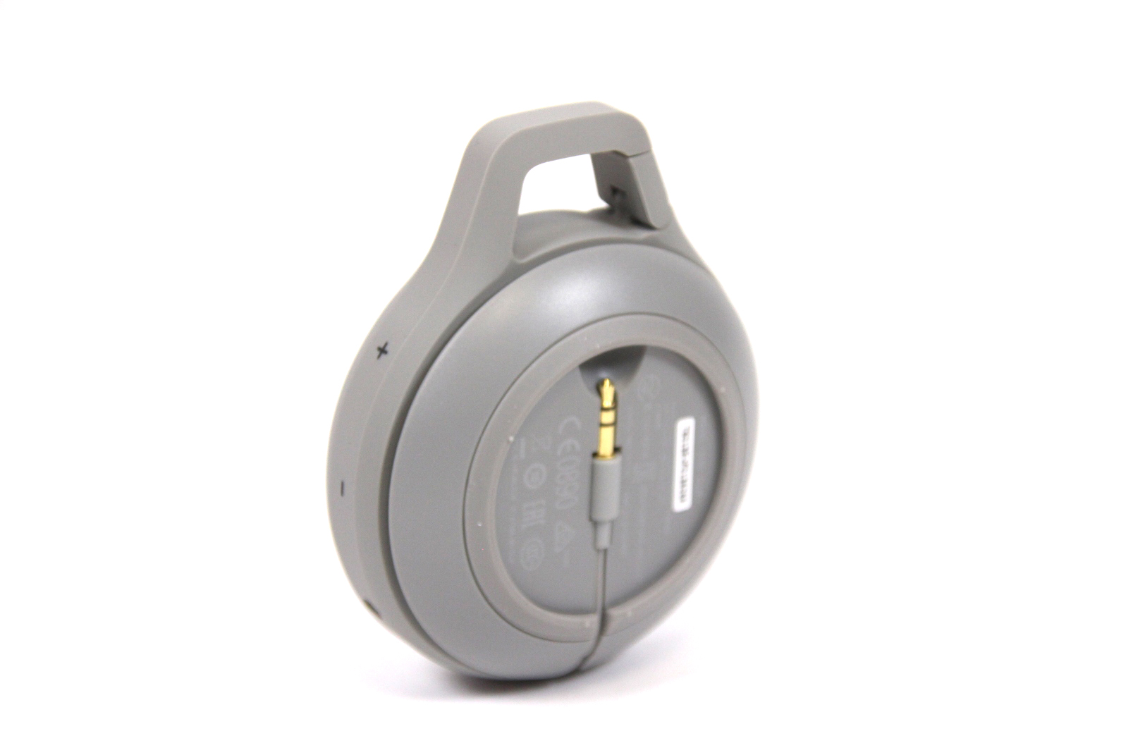jbl clip kabelloser bluetooth lautsprecher grau portable box speaker karabiner ebay. Black Bedroom Furniture Sets. Home Design Ideas