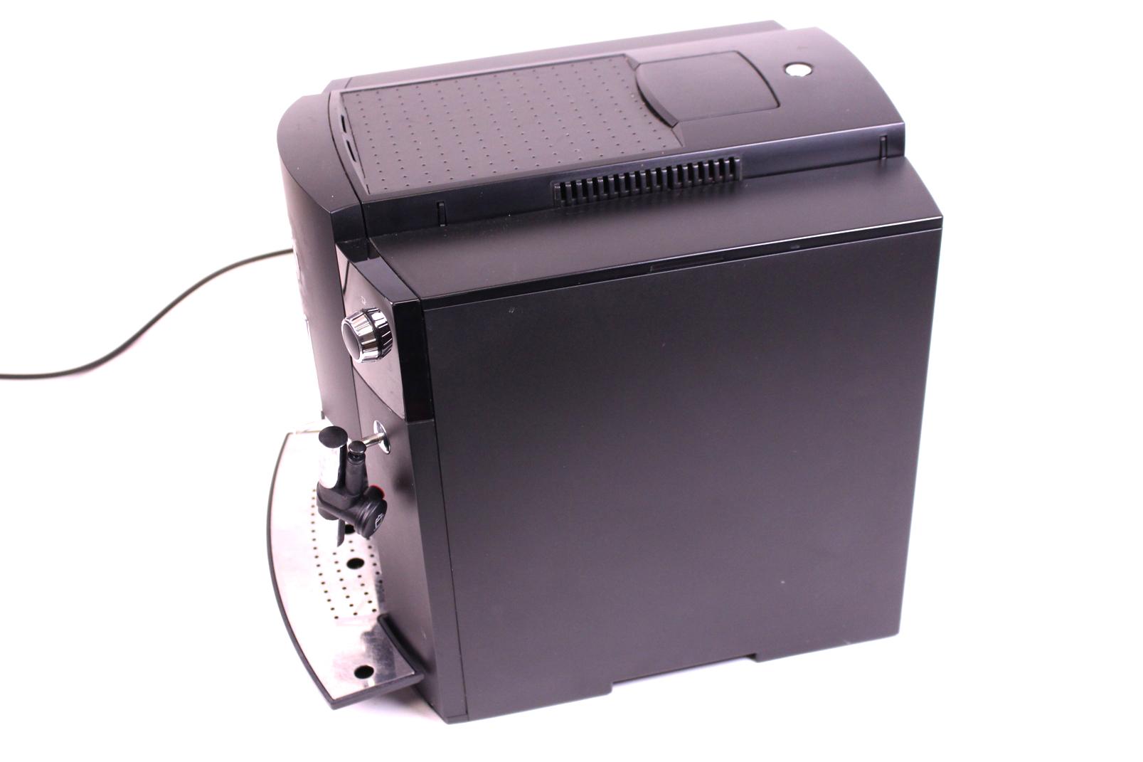 jura impressa c5 kaffeevollautomat 8 tassen kaffeemaschine kaffeeautomat black 7610917133055 ebay. Black Bedroom Furniture Sets. Home Design Ideas