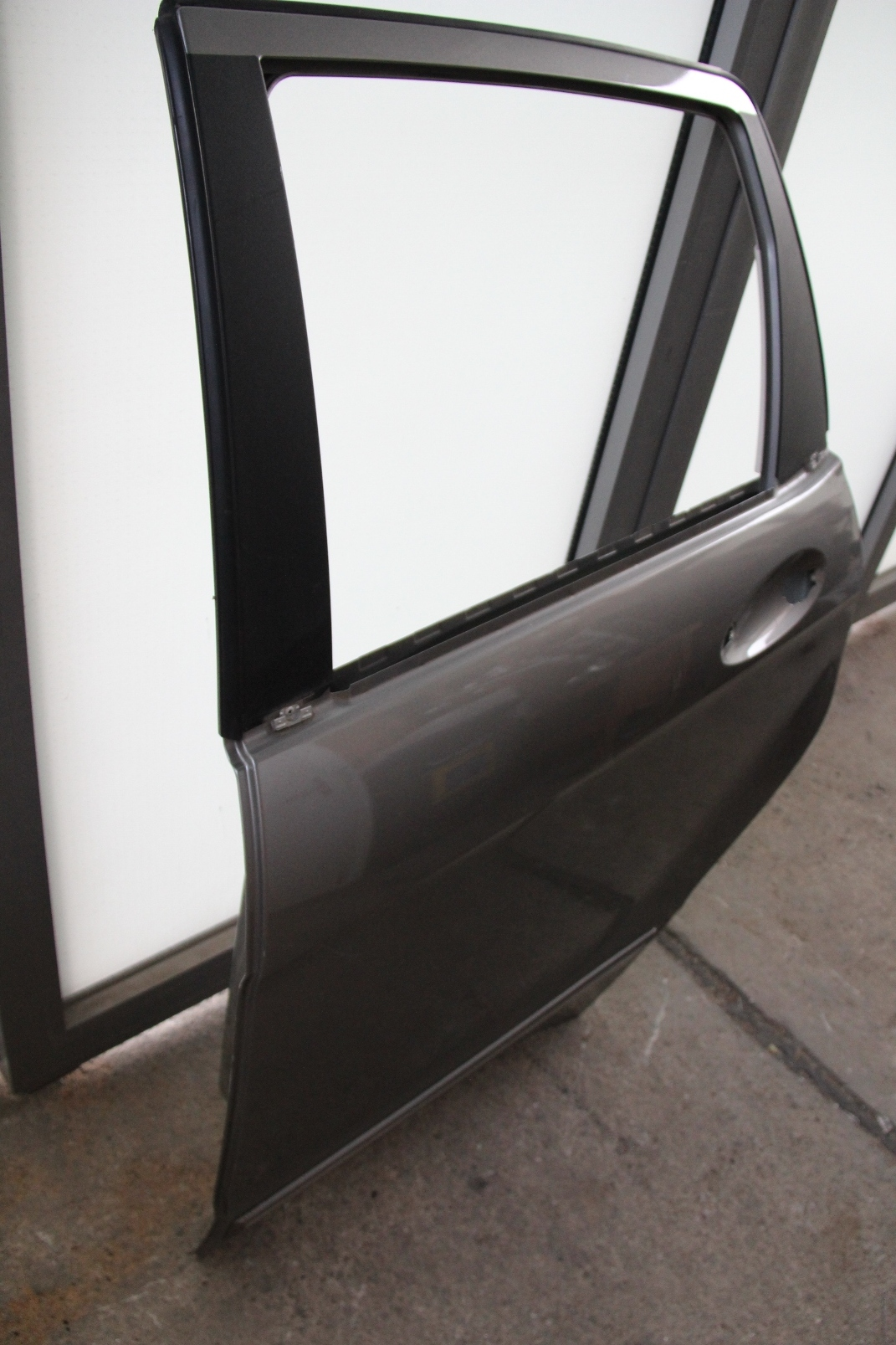 autot r hinten links original mercedes benz b klasse w245 braun t r karosserie ebay. Black Bedroom Furniture Sets. Home Design Ideas
