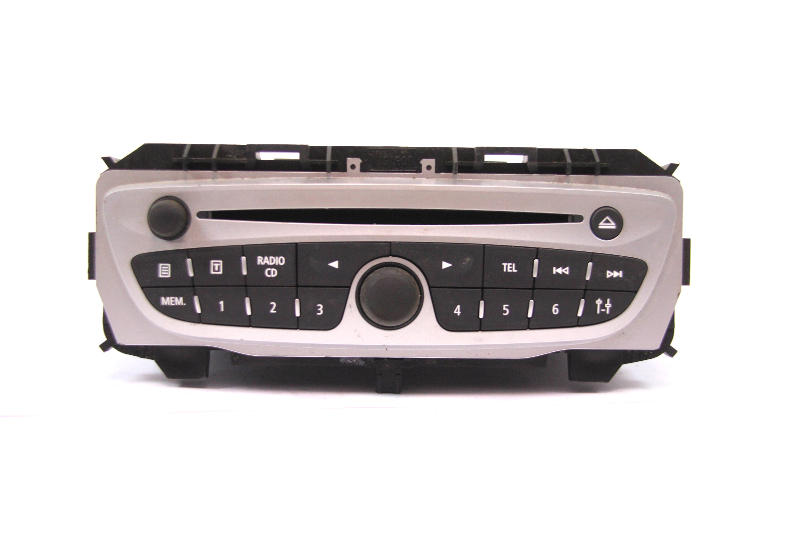 cd autoradio renault twingo 2 scenic megane 3 iii 281152391 mit code bosch radio ebay. Black Bedroom Furniture Sets. Home Design Ideas