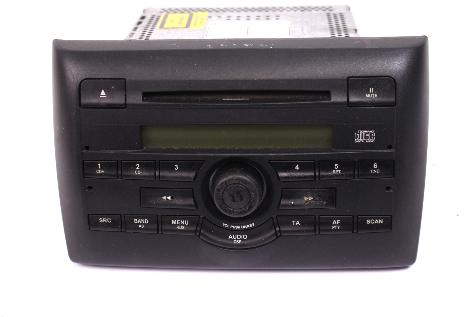 fiat stilo cd autoradio player inkl code radio schwarz 2fcf 18c838 be 735296997 ebay. Black Bedroom Furniture Sets. Home Design Ideas