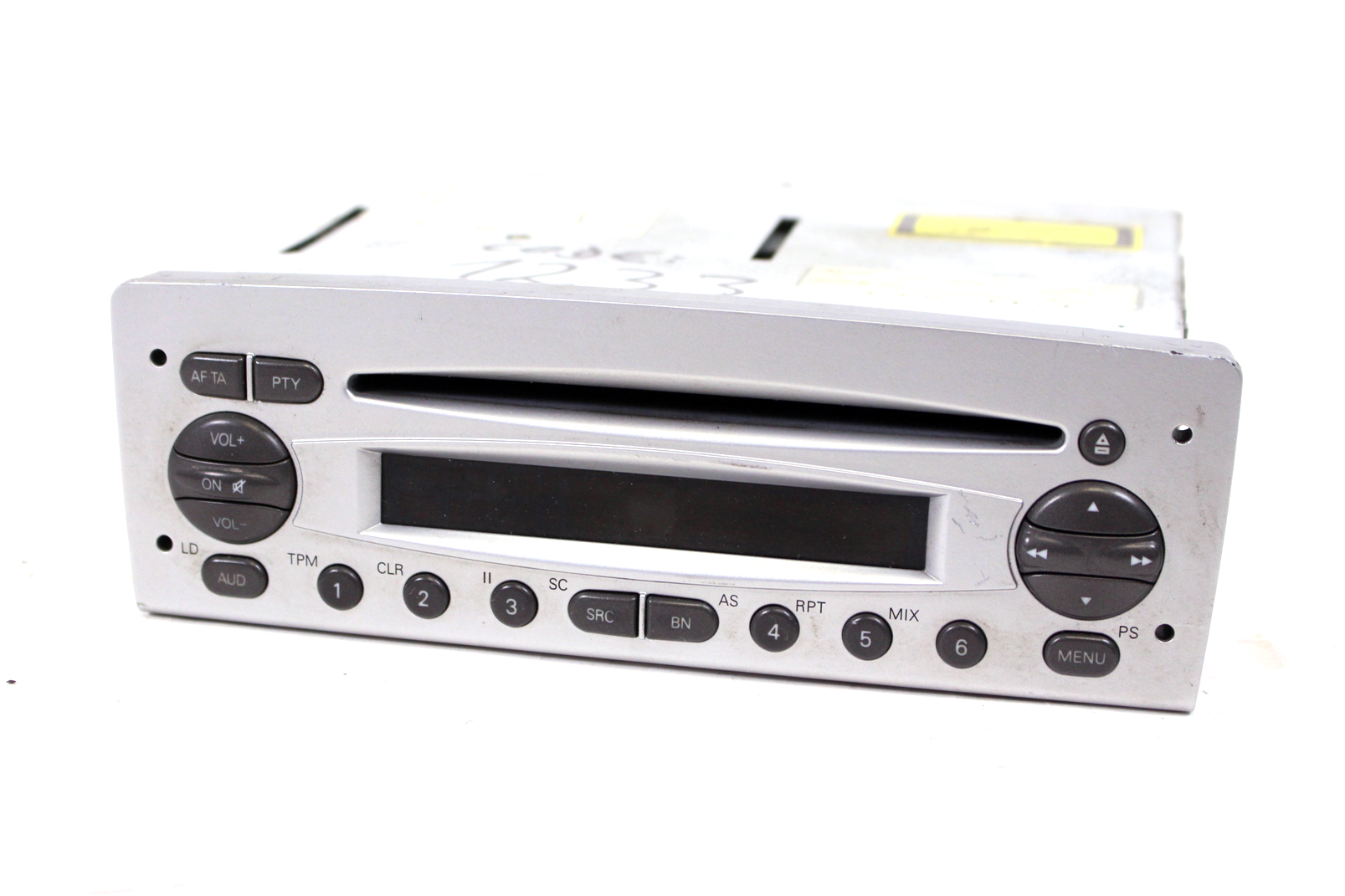 blaupunkt autoradio alfa romeo 156 radio high cd player. Black Bedroom Furniture Sets. Home Design Ideas