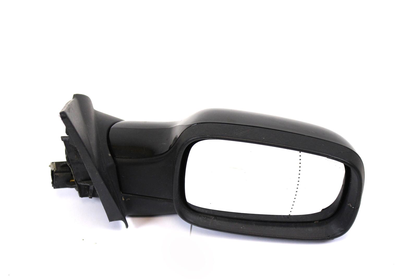 rechter au enspiegel renault megane cc schwarz spiegel. Black Bedroom Furniture Sets. Home Design Ideas