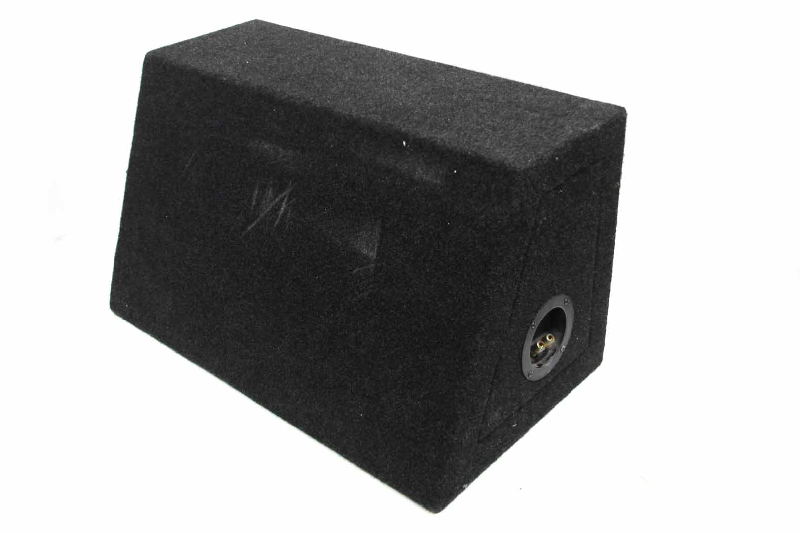 gz radioactive auto subwoofer kfz bass lautsprecher box. Black Bedroom Furniture Sets. Home Design Ideas