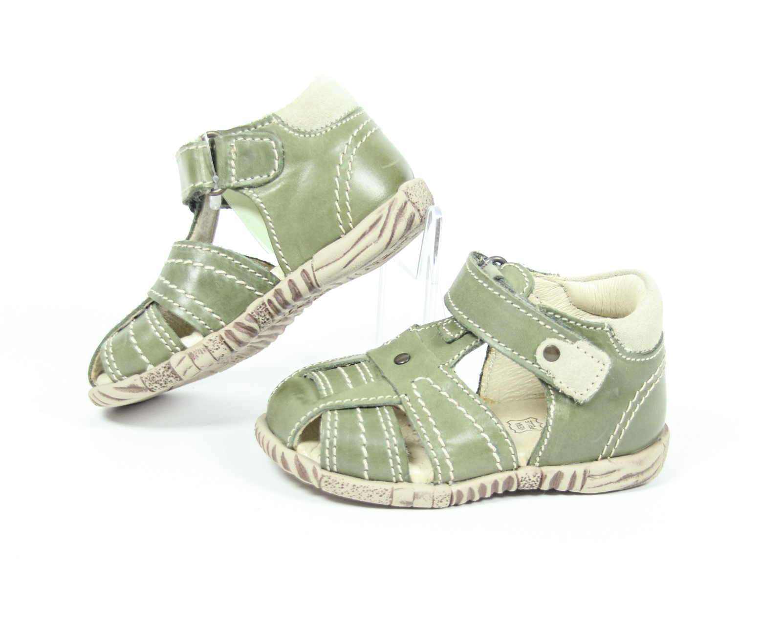 primigi lars jungen sandalen gr 20 26 leder klett kinder baby sandaletten neu ebay. Black Bedroom Furniture Sets. Home Design Ideas