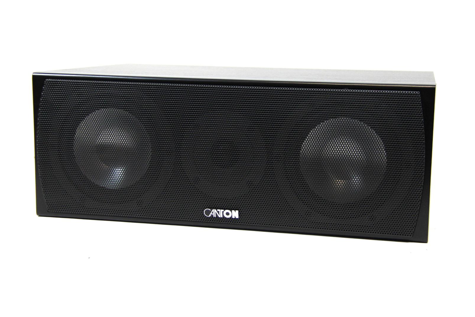 canton gle 455 centerspeaker 2 5 wege center speaker. Black Bedroom Furniture Sets. Home Design Ideas