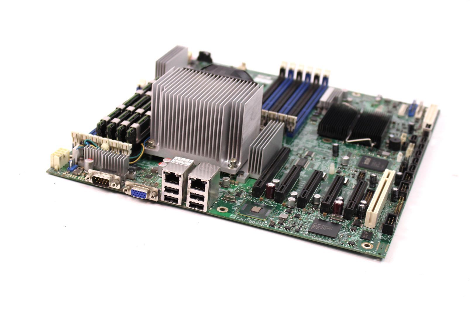 intel s5520hc server mainboard xeon e5520 2 ghz cpu 16 gb ram usb 2 0 2x lga1366 ebay. Black Bedroom Furniture Sets. Home Design Ideas