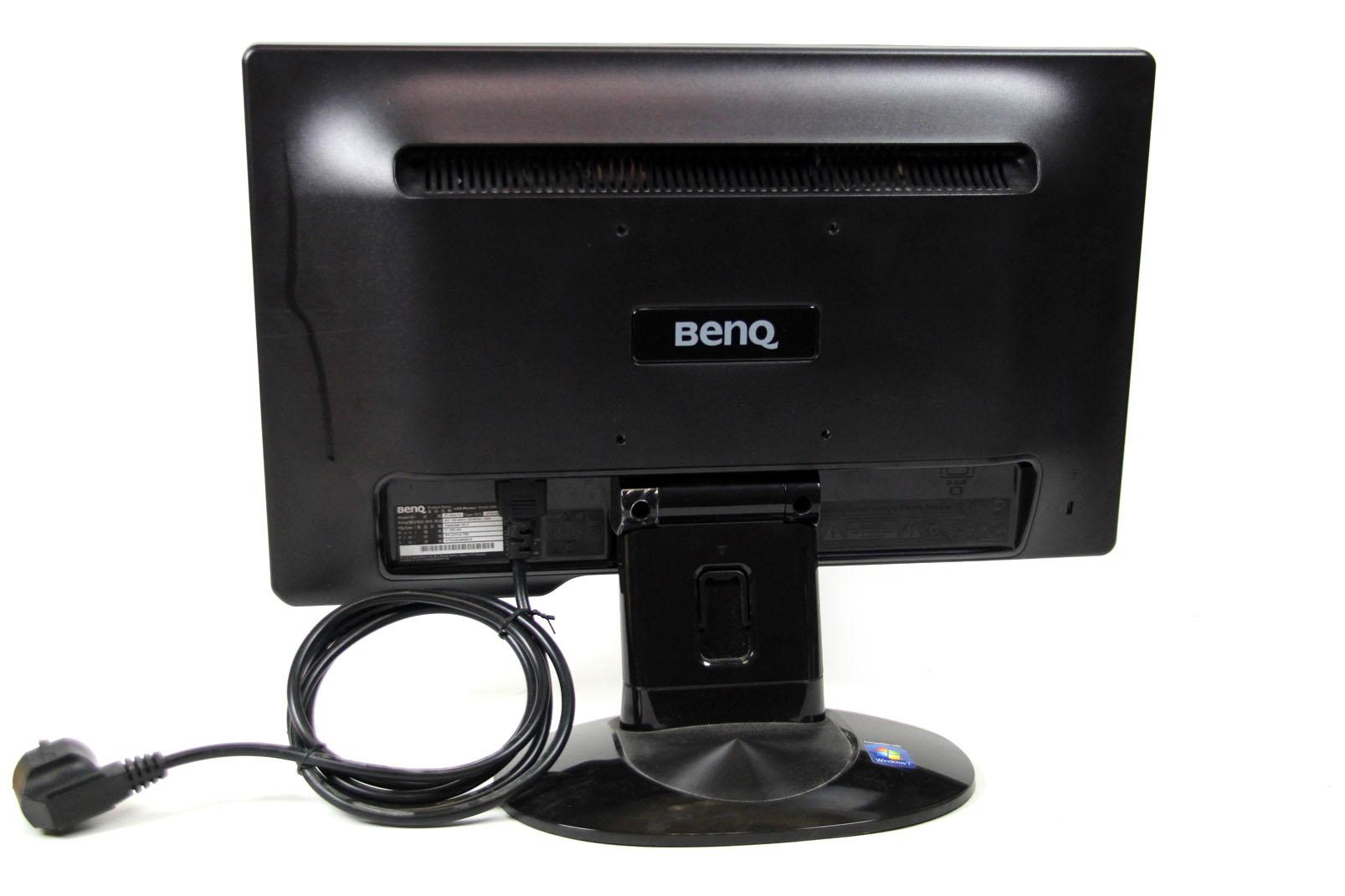 benq g925hda 18 5 monitor bildschirm lcd flachbildschirm. Black Bedroom Furniture Sets. Home Design Ideas
