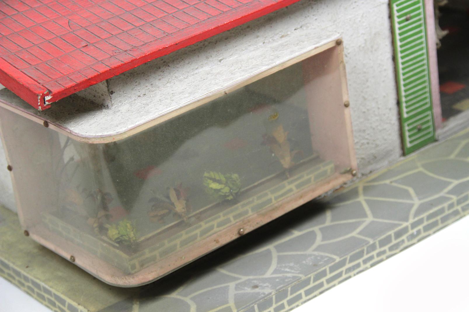 bilder für stube ddr puppenhaus im bungalow stil vero um 1960 puppen stube