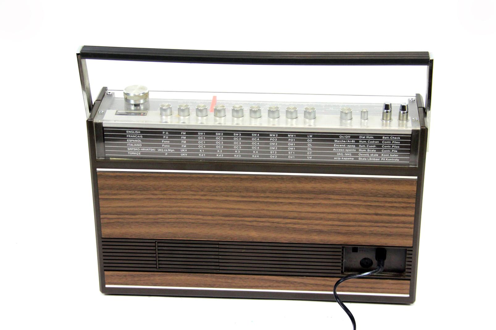 saba transall de luxe automatic g transistorradio. Black Bedroom Furniture Sets. Home Design Ideas