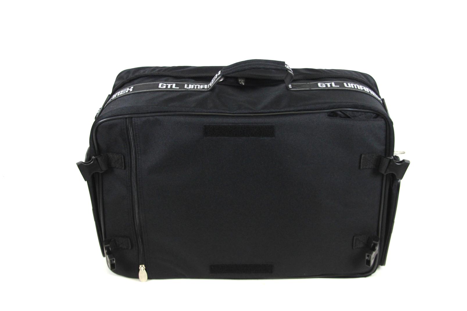 gro e gtl umarex fahrrad tasche reisetasche 50x33x20cm schwarz reise koffer ebay. Black Bedroom Furniture Sets. Home Design Ideas