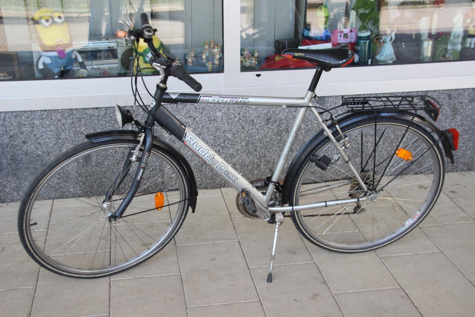 Ruddy Dax Fahrrad