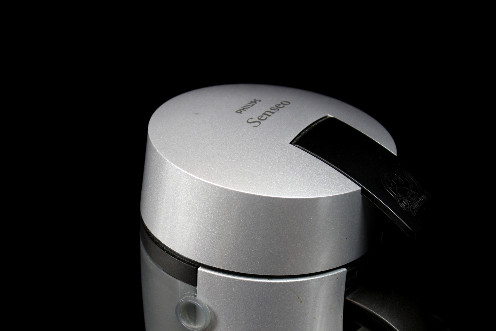 philips senseo hd 7812 kaffee padmaschine silber 1 2 tassen espresso maschine. Black Bedroom Furniture Sets. Home Design Ideas