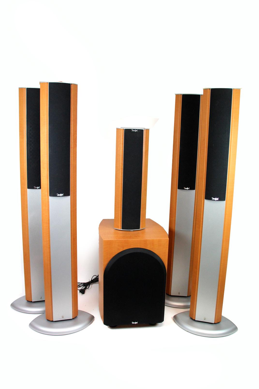 teufel concept r lautsprechersystem 5 1 surroundsystem. Black Bedroom Furniture Sets. Home Design Ideas