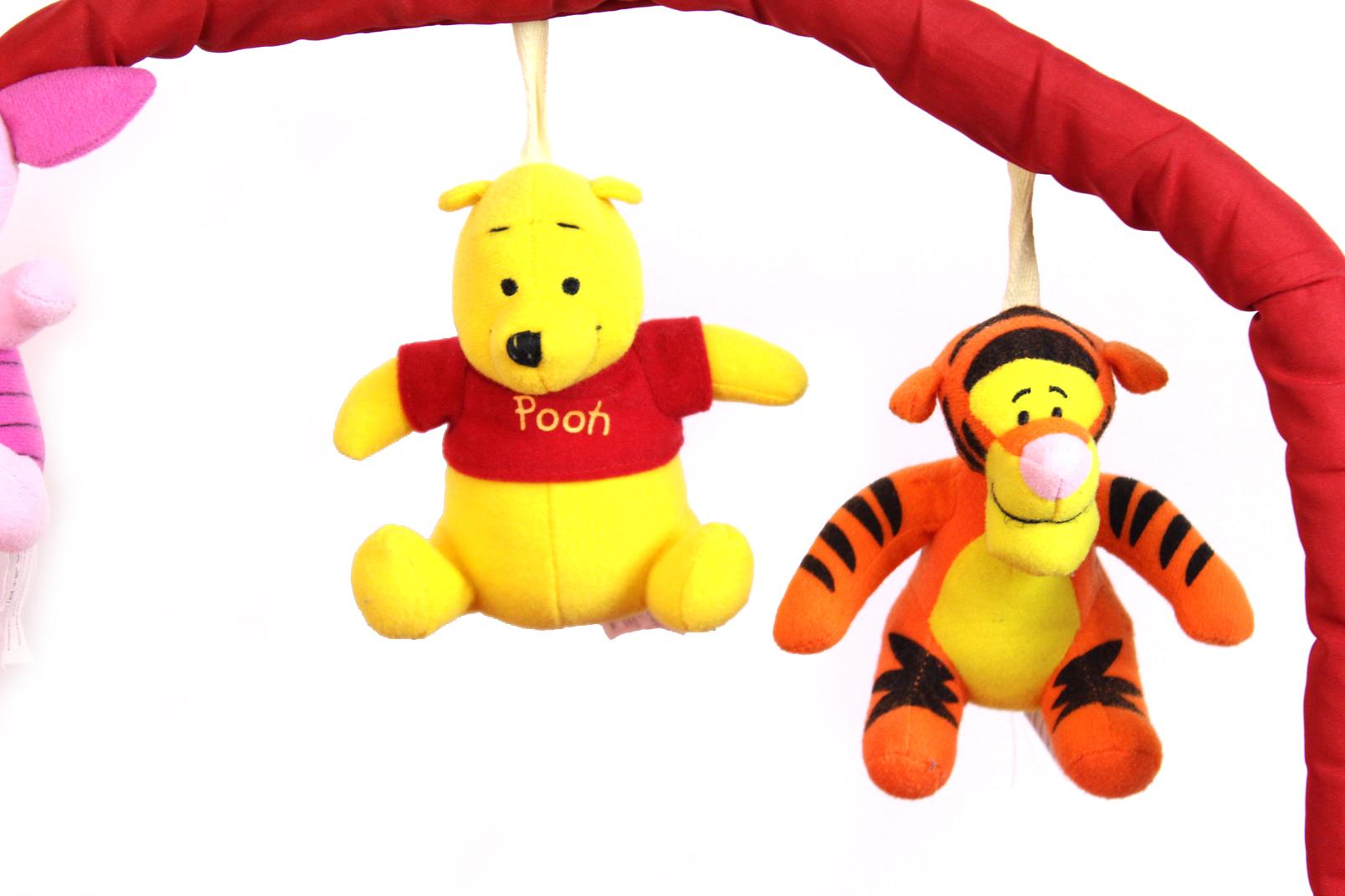 hauck babyschaukel winnie pooh babywippe h henverstellbar. Black Bedroom Furniture Sets. Home Design Ideas