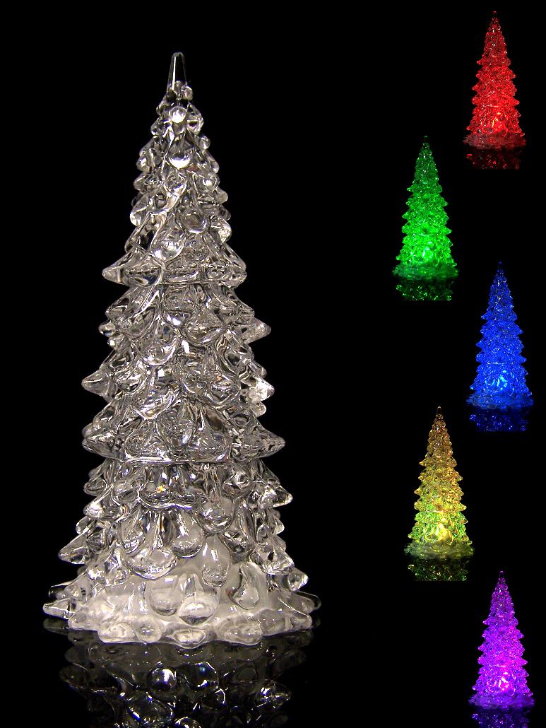 Kleiner led weihnachtsbaum