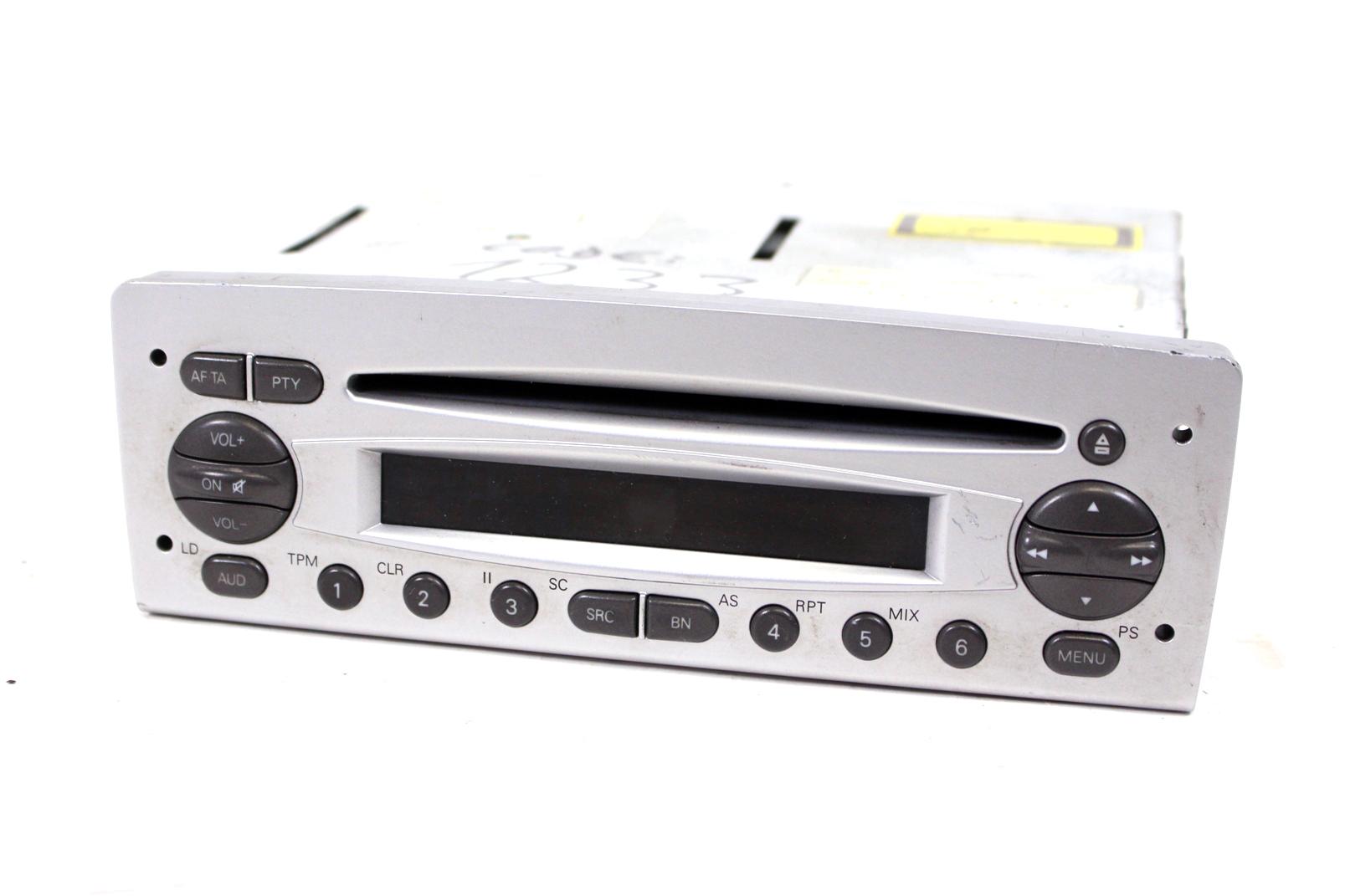 blaupunkt autoradio alfa romeo 156 radio high cd player. Black Bedroom Furniture Sets. Home Design Ideas